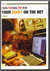 Your Diary on the Net